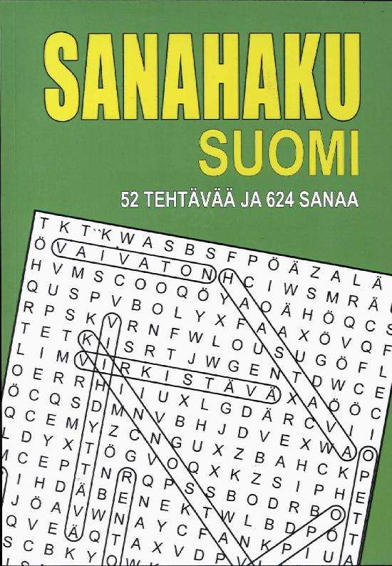 Sanahaku Suomi