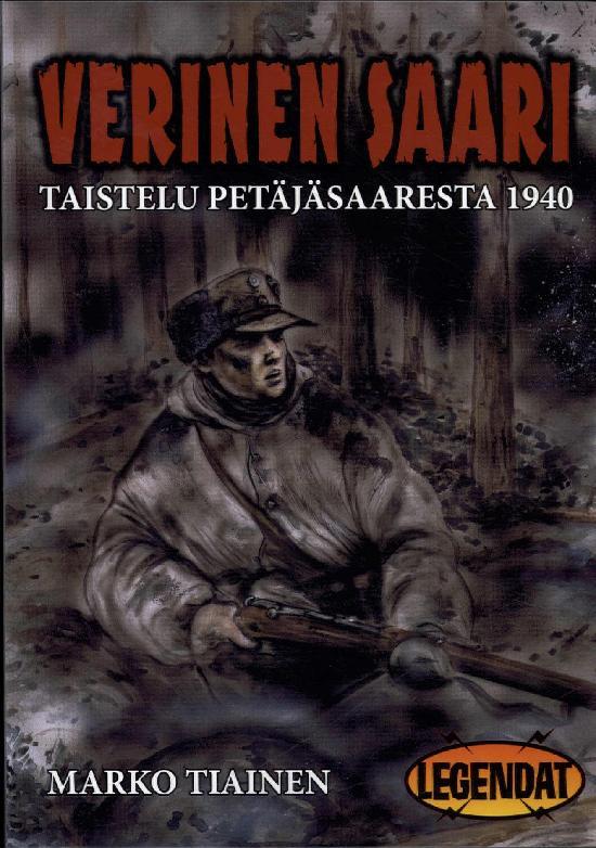 Legendat Sarjakuva-albumi Verinen Saari