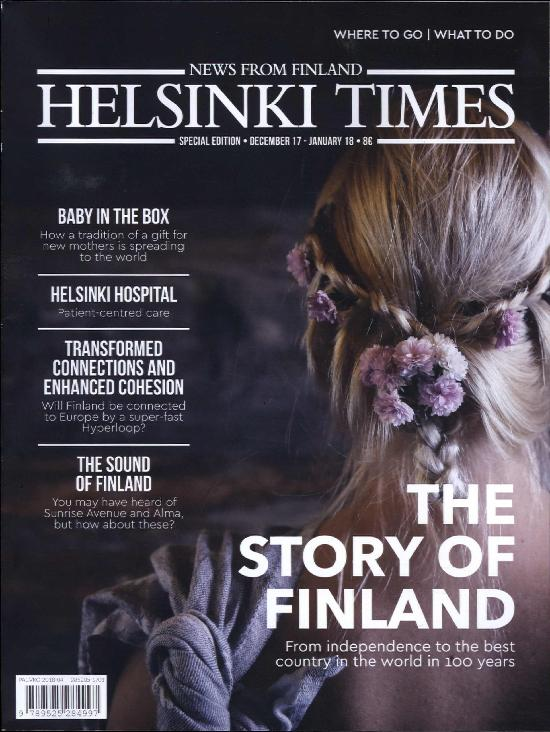 Helsinki Times Special Edition 1 2017