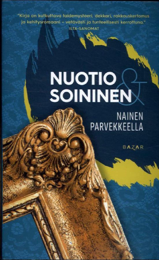 Nuotio, Eppu & Soininen, Pirkko: Nainen parvekkeella