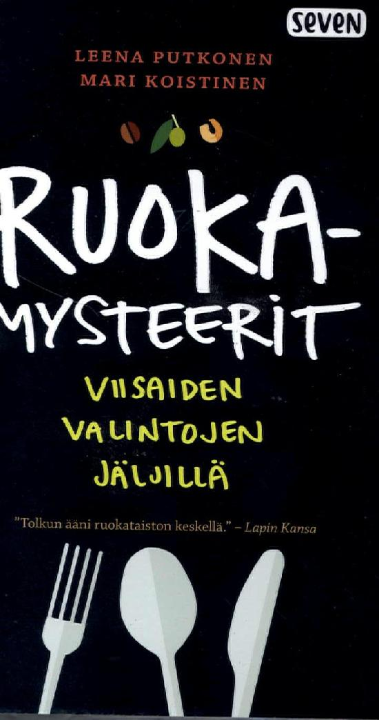 Putkonen, Leena & Koistinen, Mari: Ruokamysteerit