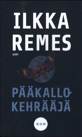 Remes, Ilkka: Pääkallokehrääjä