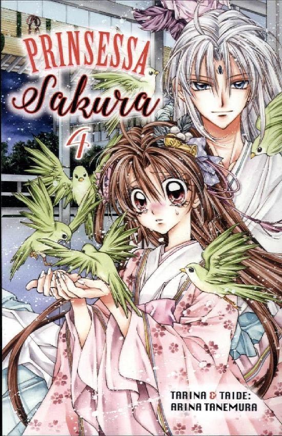 Prinsessa Sakura (Sarjakuvakirja) OSA: 4/12 2018