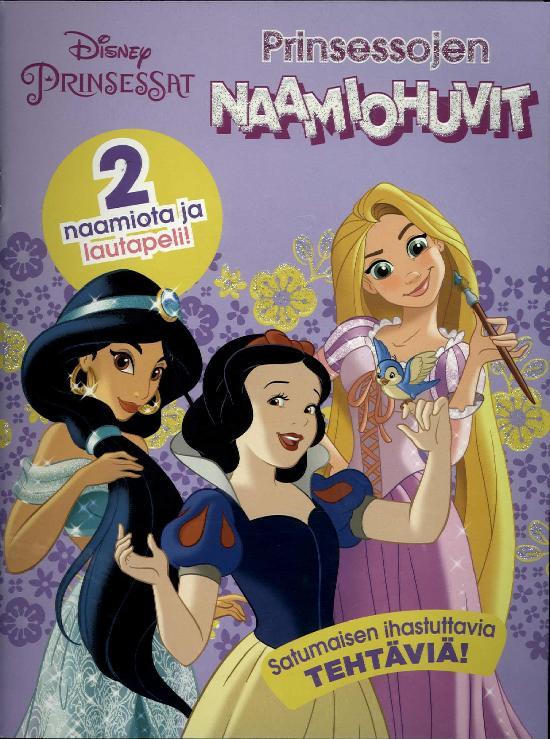 Disneyn Prinsessat Prinsessojen naamiohuvit