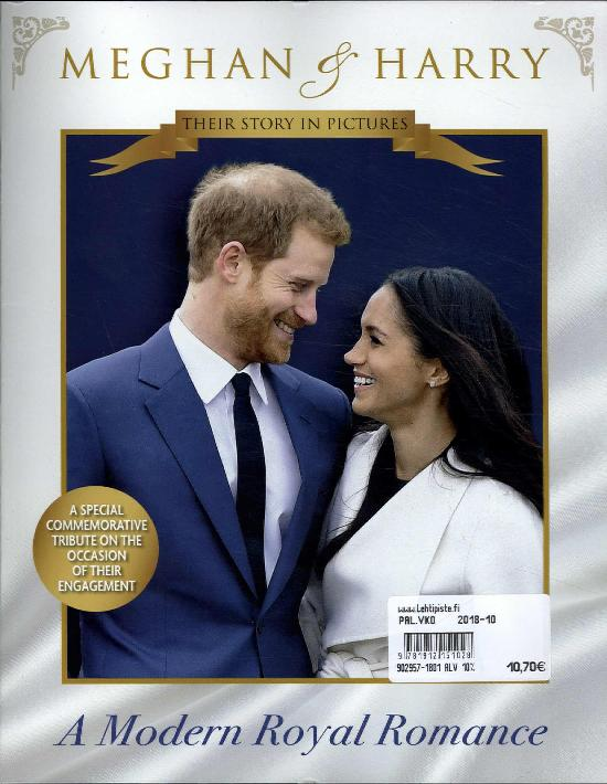 Meghan & Harry Their Story in Pictures 1801