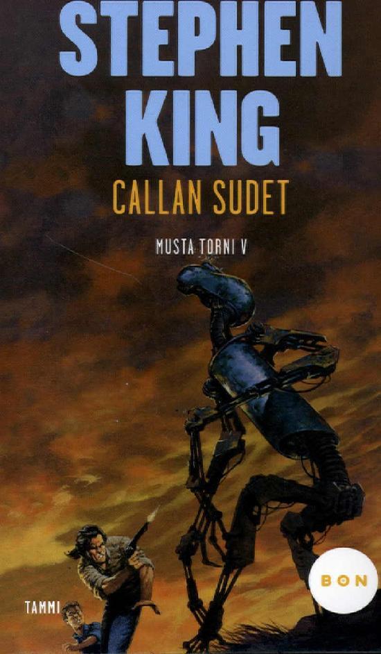 King, Stephen: Callan sudet (Musta torni 5)