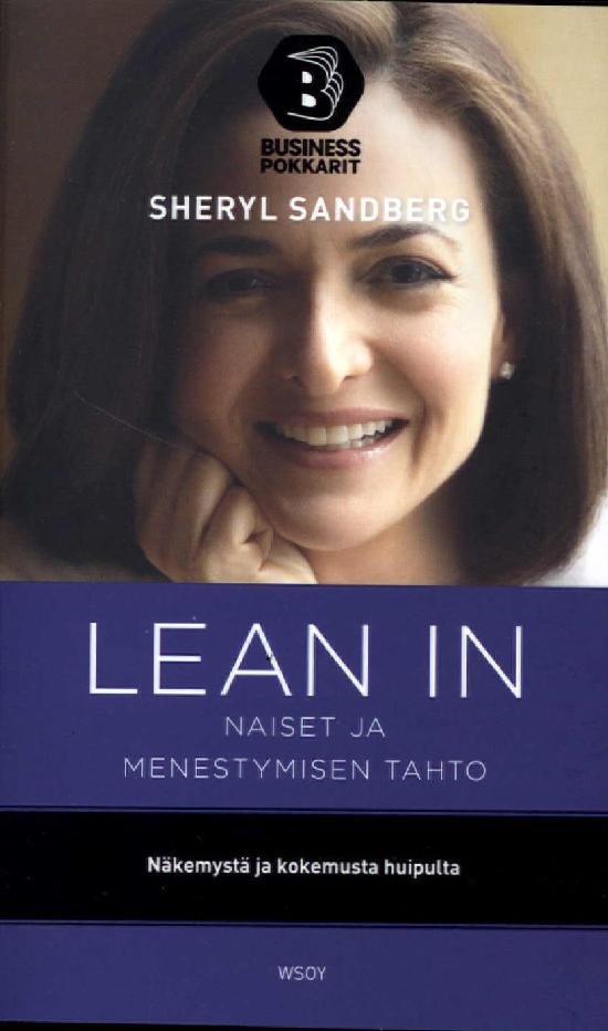 Sandberg, Sheryl: Lean in