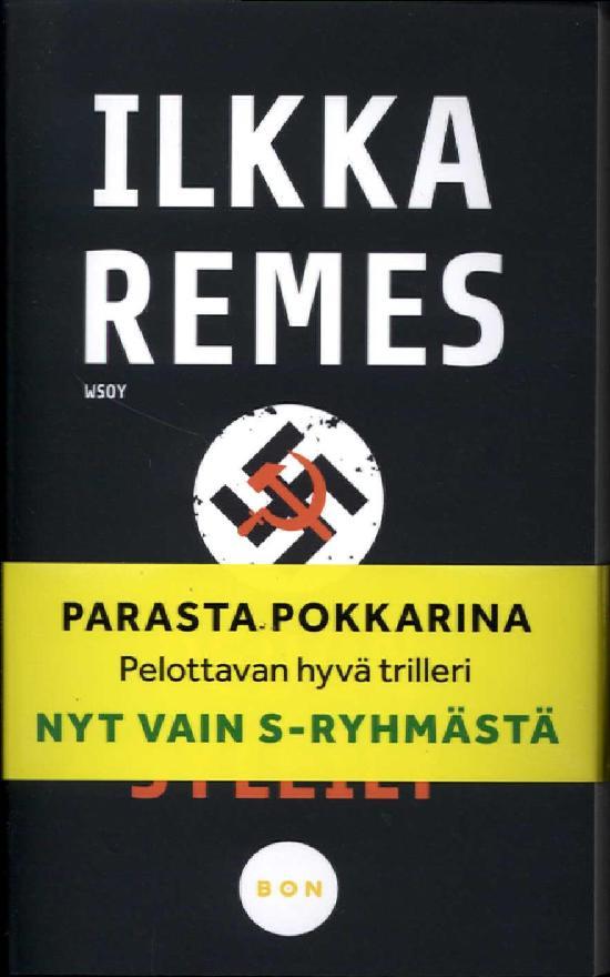 Remes, Ilkka: Pedon syleily