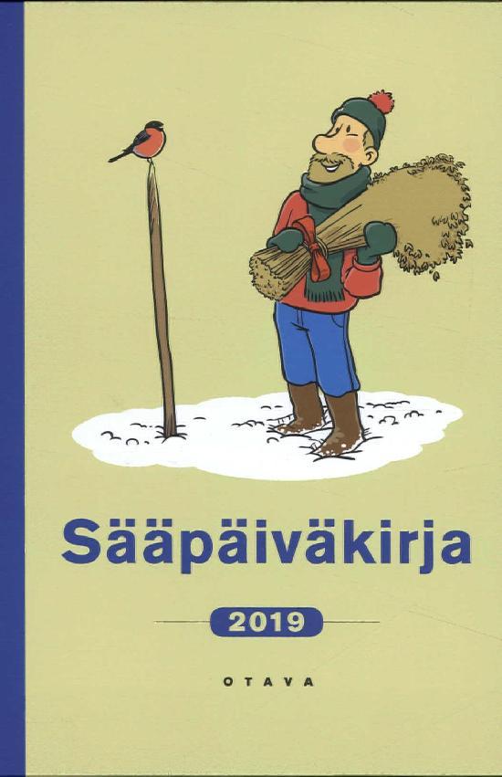 Sääpäiväkirja 2019