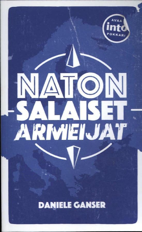 Ganser, Daniele: Naton salaiset armeijat