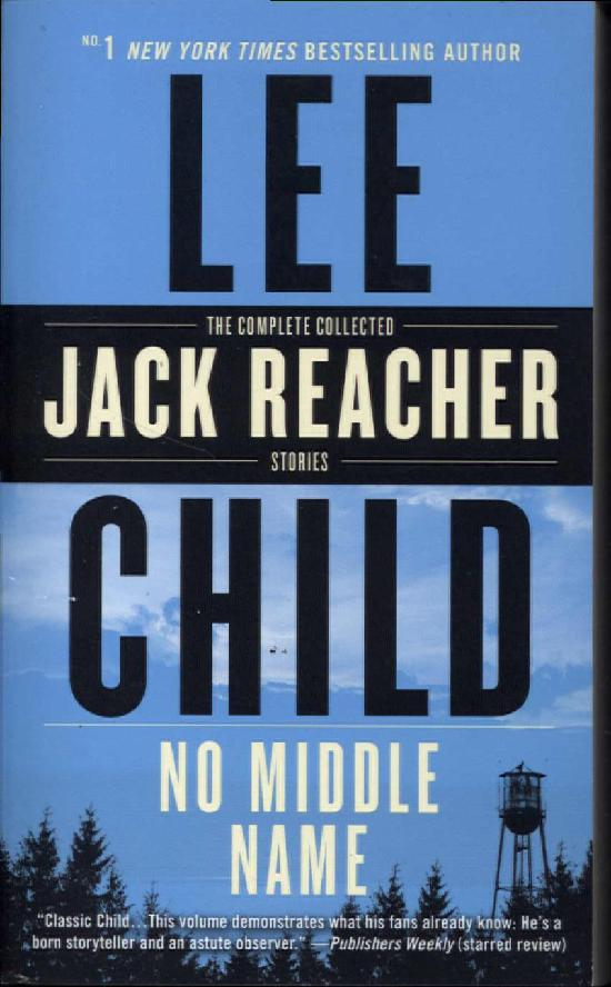 Child, Lee: No middle name