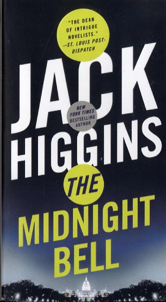 Higgins, Jack: The Midnight Bell (Penguin)