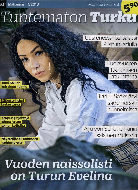 TS Makasiini Tuntematon Turku