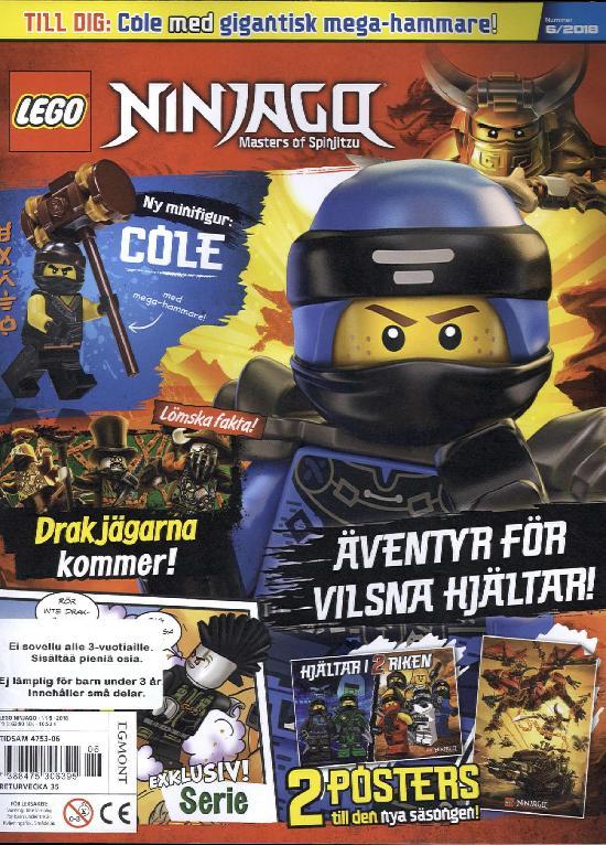 Lego Ninjago (Swe)