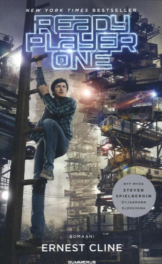 Cline, Ernest: Ready Player One. Romaani
