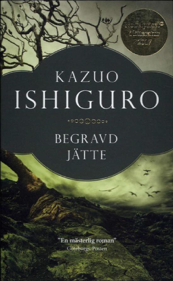 Ishiguro, Kazuo: Begravd jätte (nyutgåva)