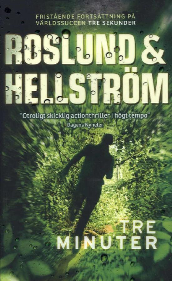Roslund & Hellström: Tre minuter