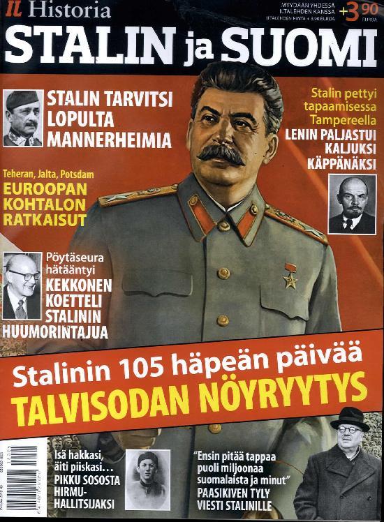 Iltalehti Teema Historia Stalin ja Suomi
