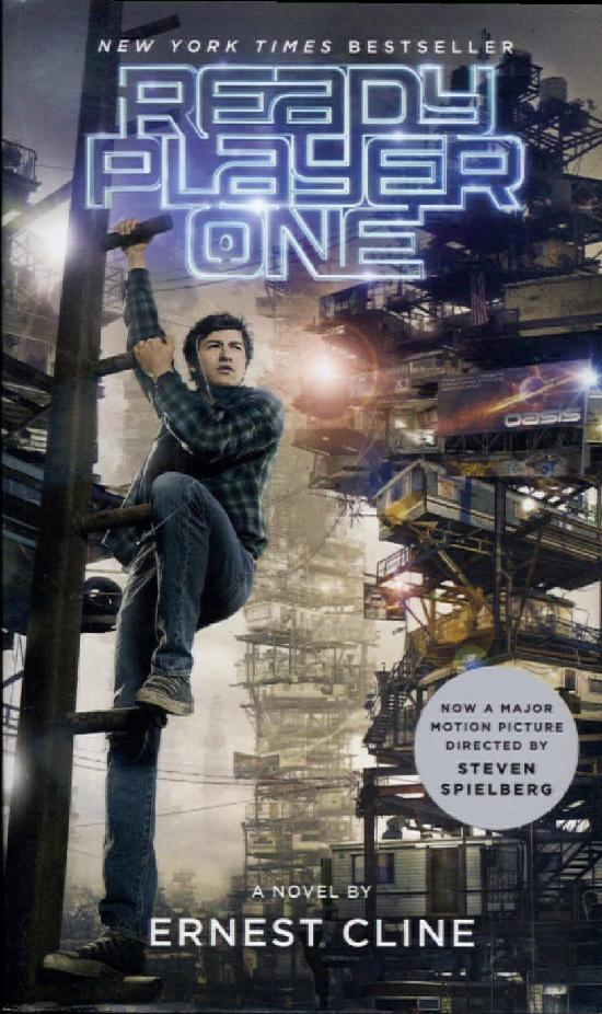 Cline, Ernest: Ready Player One (Movie Tie-In)