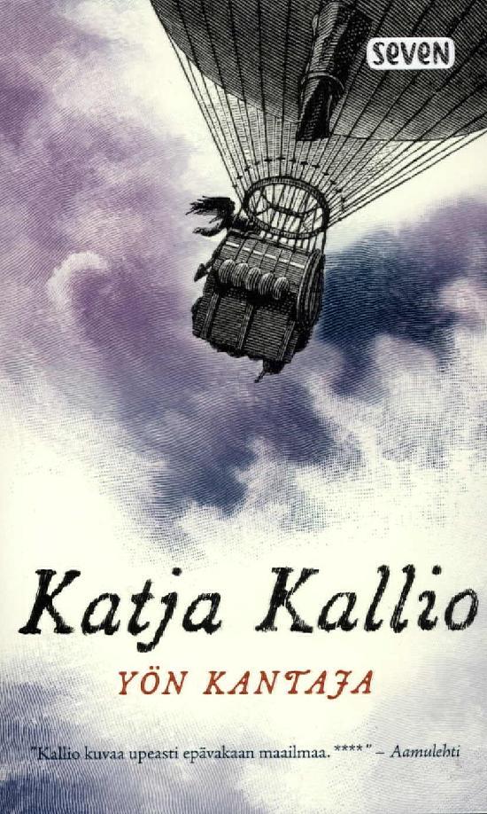 Kallio, Katja: Yön kantaja