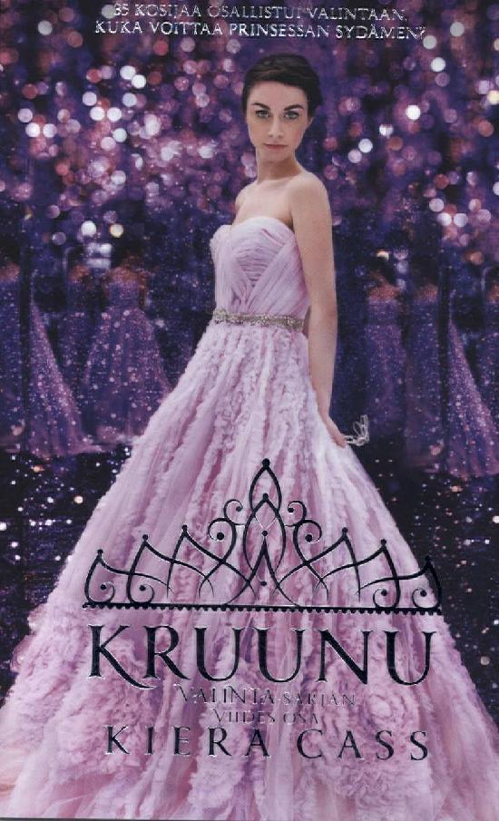Cass, Kiera: Kruunu