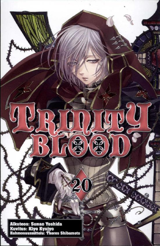 Trinity Blood -sarjakuvakirja Osa 20/20 2018