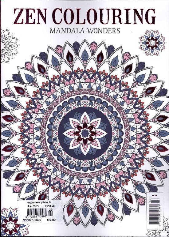 Zen Colouring