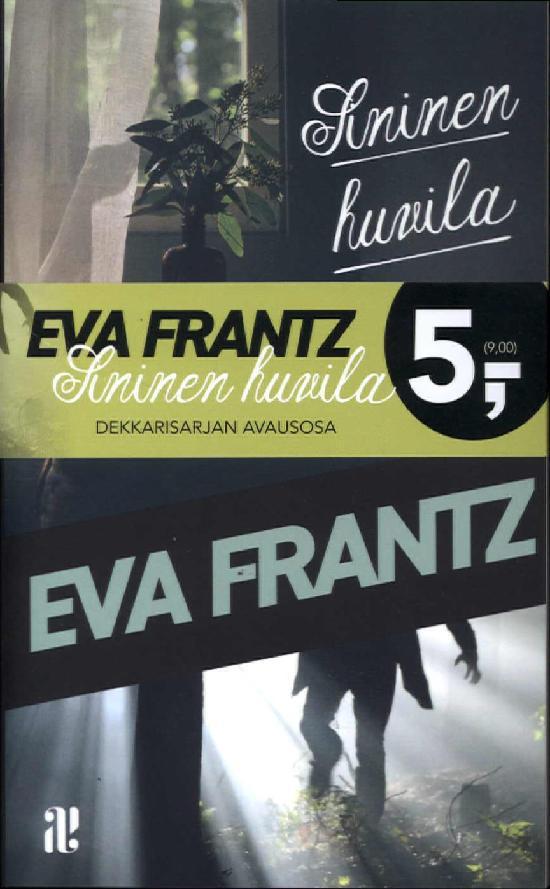 Frantz, Eva: Sininen huvila