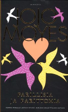 Moyes, Jojo: Parillisia ja parittomia