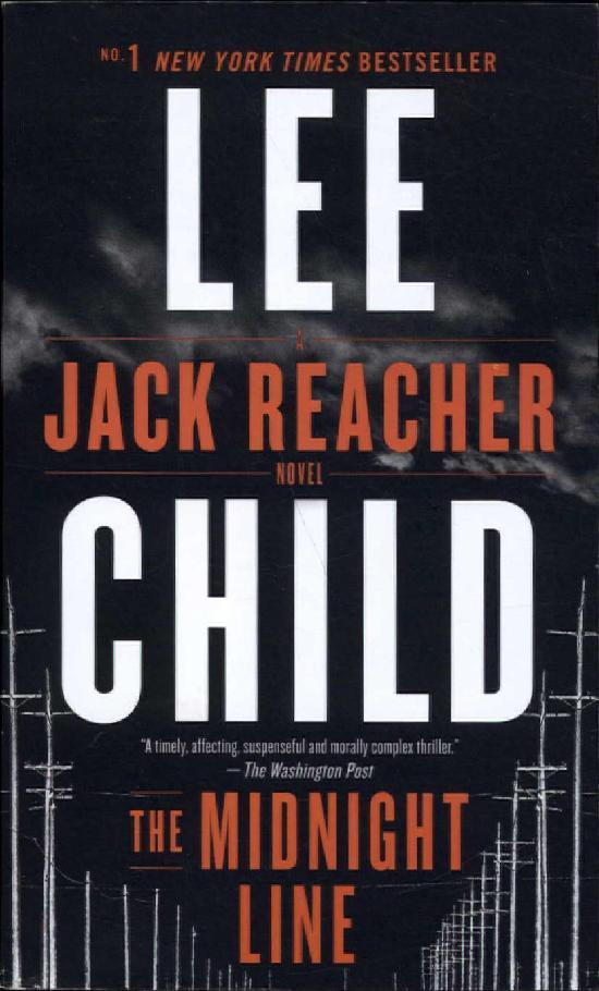 Child, Lee: The Midnight Line