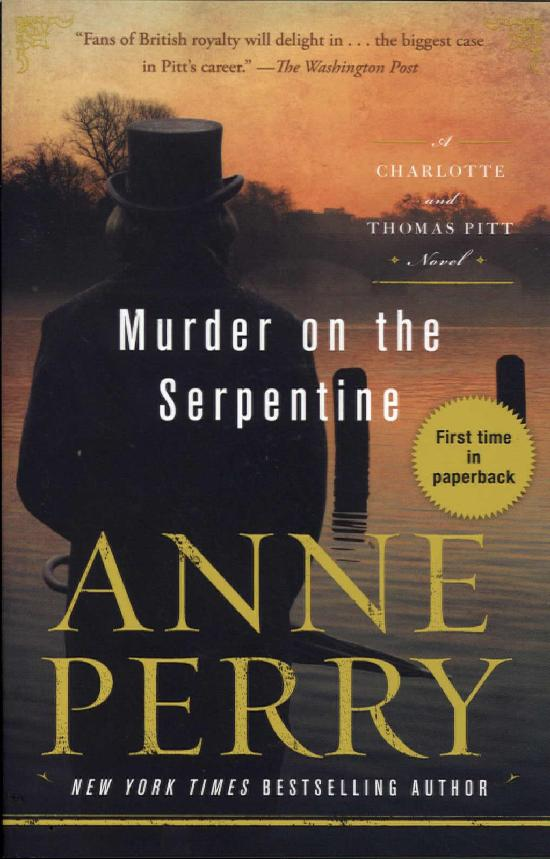 Perry, Anne: Murder on the Serpentine