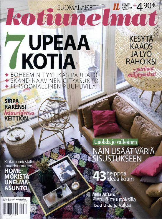 Iltalehti Lifestyle Suomalaiset kotiunelmat