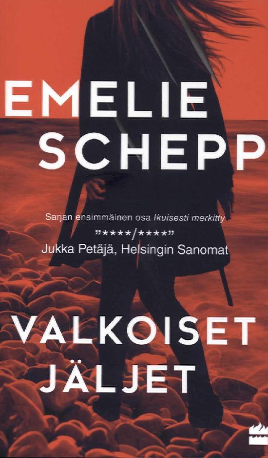 Schepp, Emelie: Valkoiset jäljet