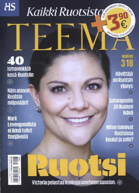 Ilta-Sanomat Teema Extra HS Teema: Ruotsi