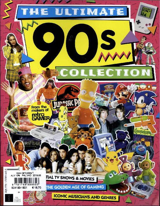 The Ultimate Collection 90's 2018