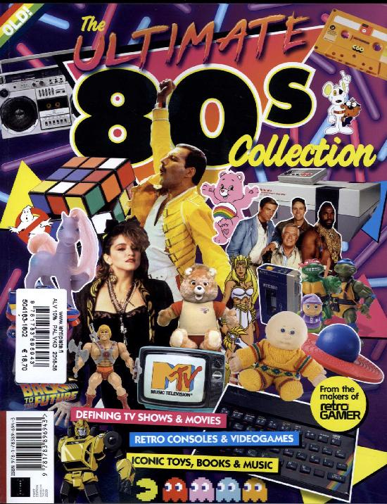 The Ultimate Collection 80's