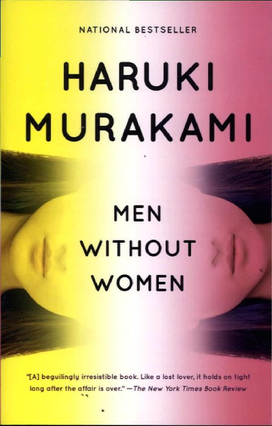 Murakami, Haruki: Men Without Women, Stories