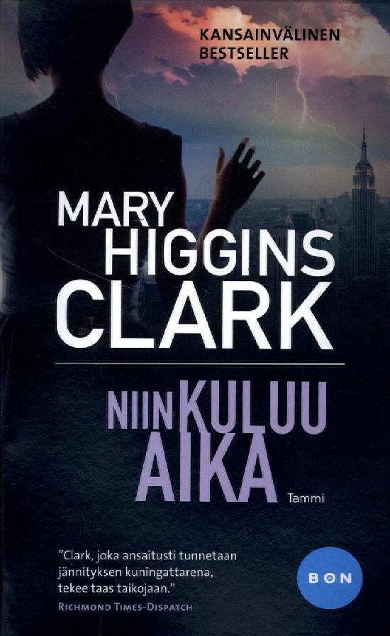 Clark, Mary Higgins: Niin kuluu aika