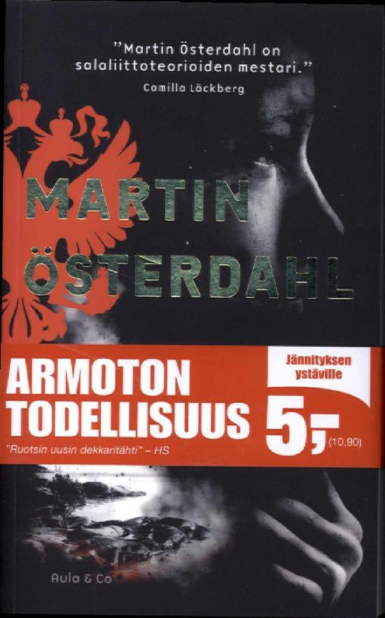 Österdahl, Martin: Armoton Todellisuus