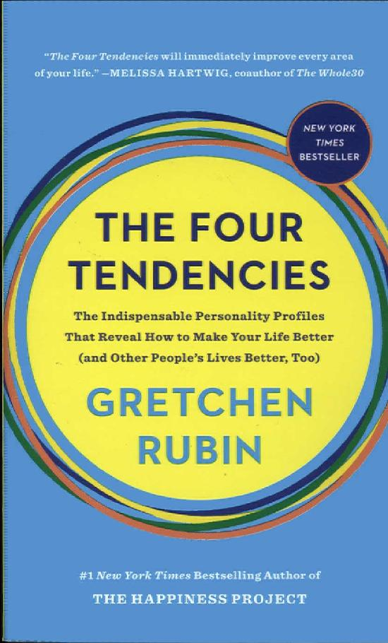 Rubin, Gretchen: The Four Tendencies