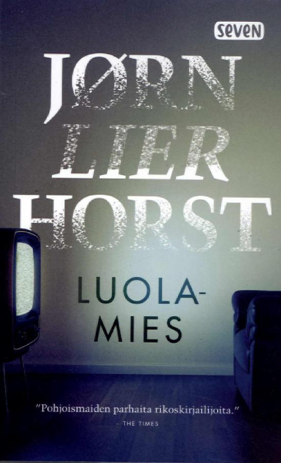 Lier Horst, Jorn: Luolamies