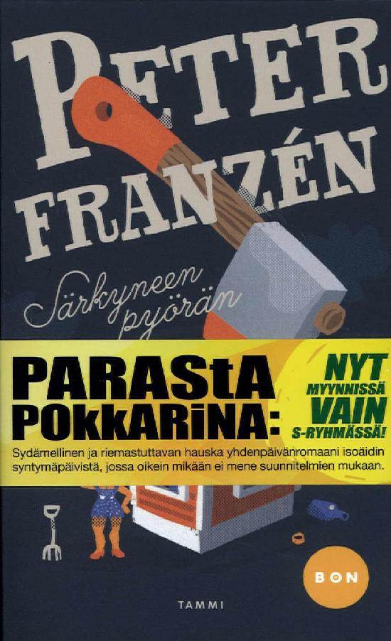 Franzen, Peter: Särkyneen pyörän karjatila