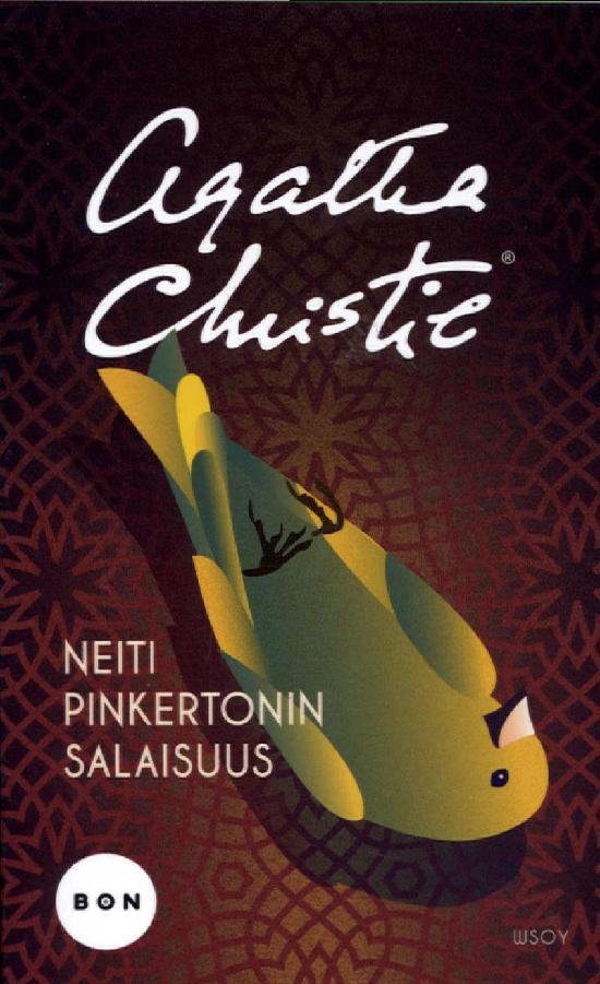 Christie, Agatha: Neiti Pinkertonin salaisuus