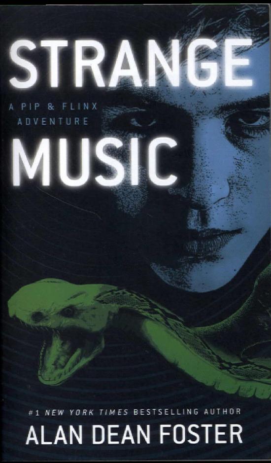 Foster, Alan Dean: Strange Music