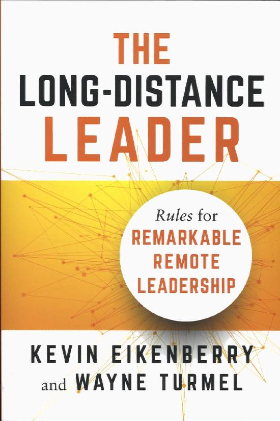 Kevin Eikenberry: The Long-Distance Leader