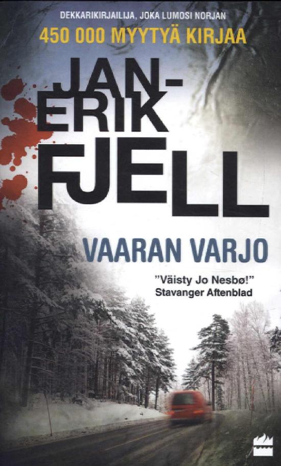 Fjell, Jan-Erik: Vaaran Varjo