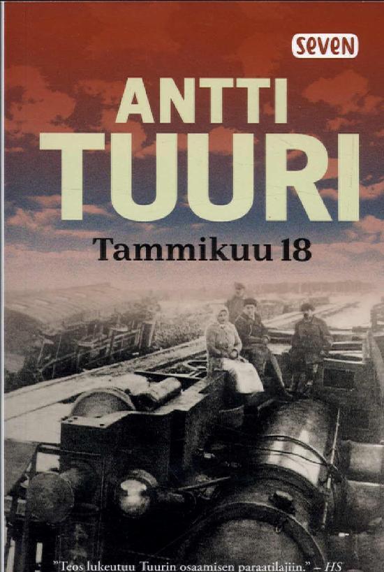 Tuuri, Antti: Tammikuu 18