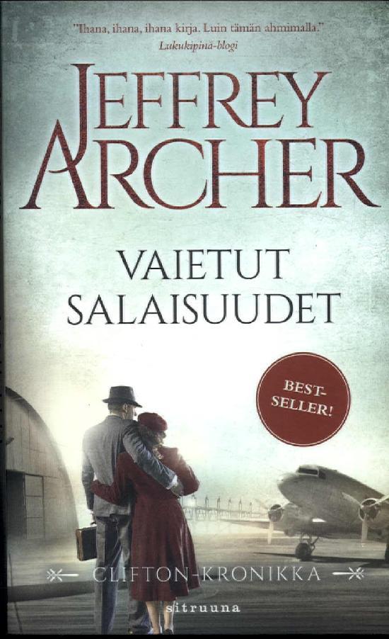 Archer, Jeffrey: Vaietut salaisuudet