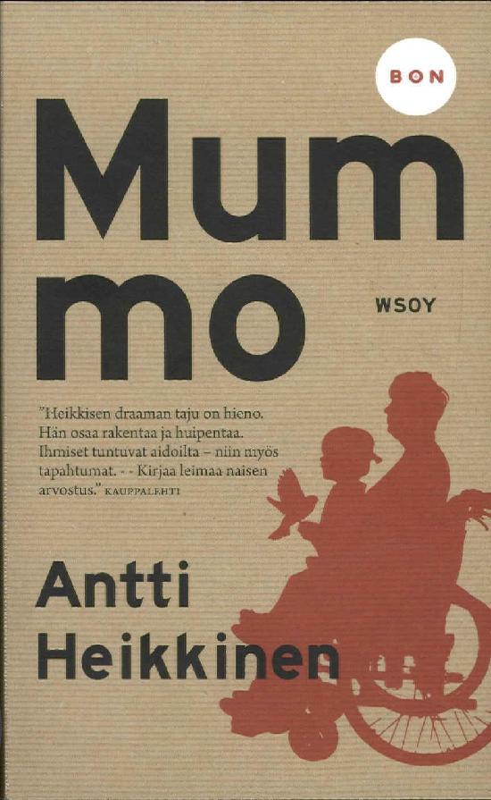 Heikkinen, Antti: Mummo