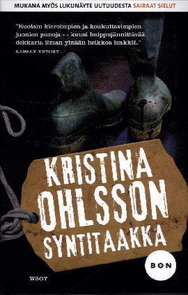 Ohlsson, Kristina: Syntitaakka
